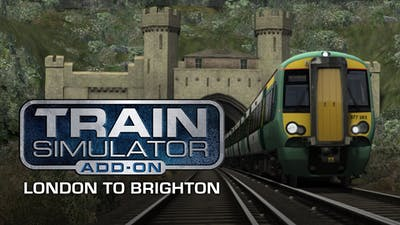 Train Simulator: London to Brighton Route Add-On - DLC