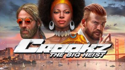 Crookz the big heist
