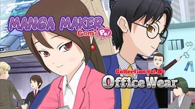 ComiPo!: Office Wear DLC