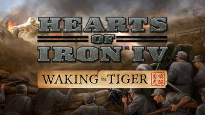 Hearts of Iron IV: Waking the Tiger DLC