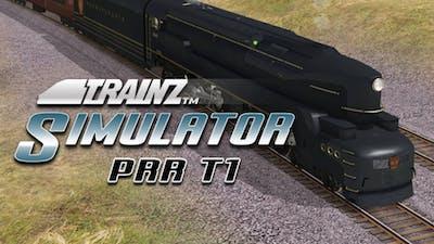 Trainz Simulator DLC: PRR T1 DLC