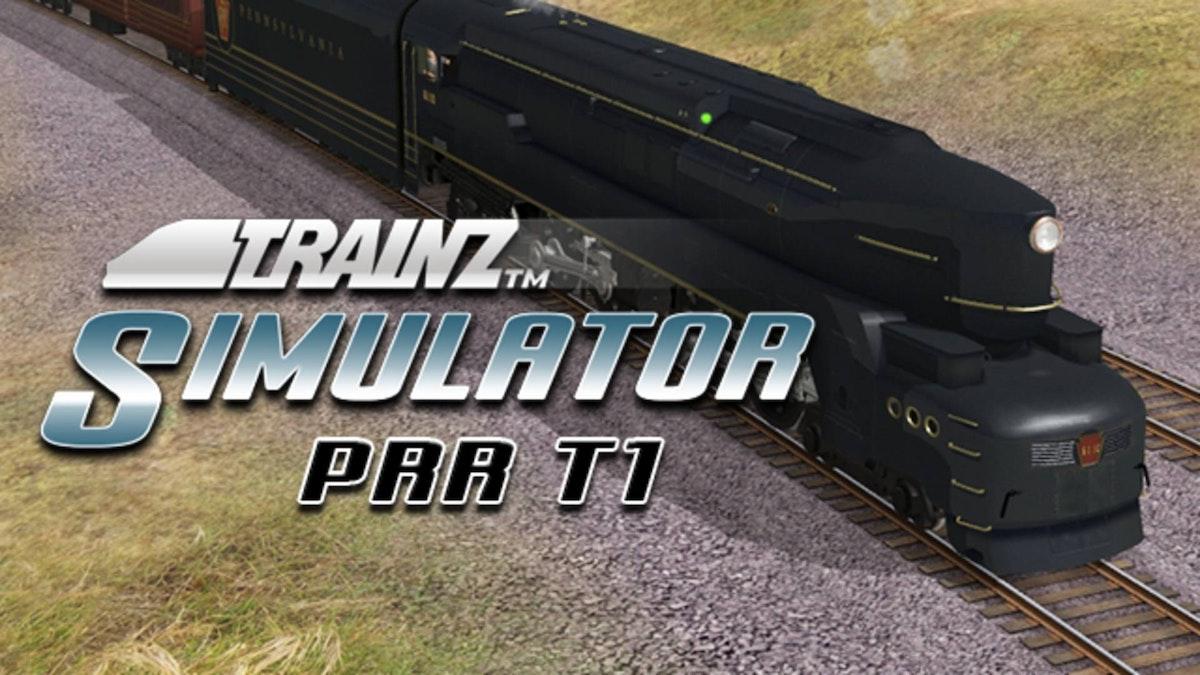 Trainz Simulator DLC: PRR T1 DLC | PC Steam Downloadable Content