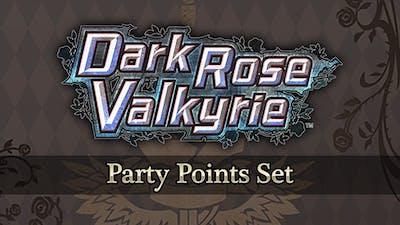 Dark Rose Valkyrie: Party Points Set