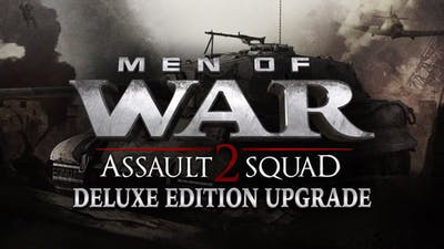 Men of War: Assault Squad 2 - Deluxe Edition Upgrade DLC