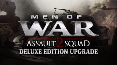 Men of War: Assault Squad 2 - Deluxe Edition Upgrade DLC
