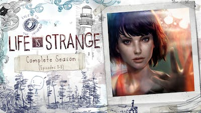 Life is Strange: Complete Season (Episodes 1-5) for Windows PC (Steam DRM)