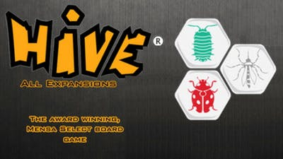 Hive - The Expansions Complete Pack