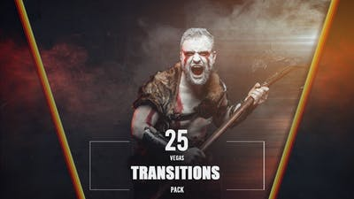 25 Vegas Transitions Pack