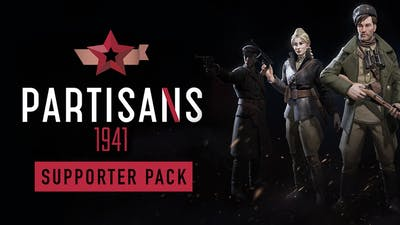 Partisans 1941 - Supporter Pack - DLC