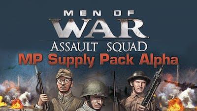 Men of War: Assault Squad - MP Supply Pack Alpha DLC