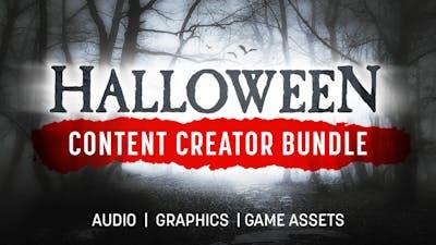 Halloween Content Creator Bundle