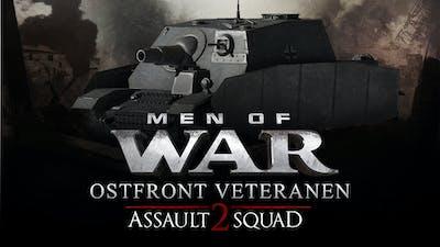 Men of War: Assault Squad 2 - Ostfront Veteranen - DLC
