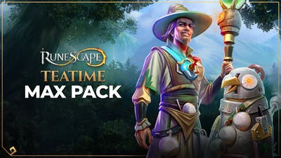 RuneScape Teatime Max Pack - DLC