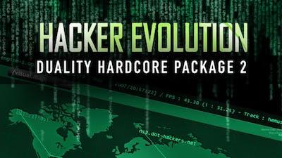 Hacker Evolution Duality: Hardcore Package Part 2 DLC