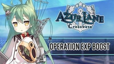 Azur Lane: Crosswave – Operation EXP Boost