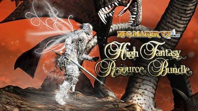 RPG Maker: High Fantasy Resource Pack | PC Steam Game