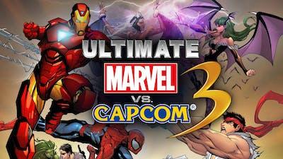 ULTIMATE MARVEL VS  CAPCOM 3 | PC Steam Game | Fanatical