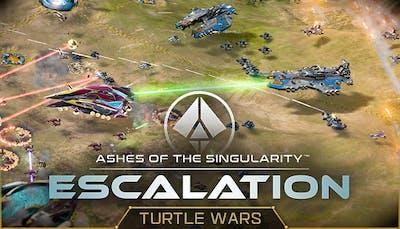 Ashes of the Singularity: Escalation - Turtle Wars DLC