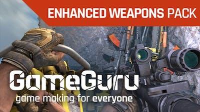 GameGuru - Enhanced Weapons Pack