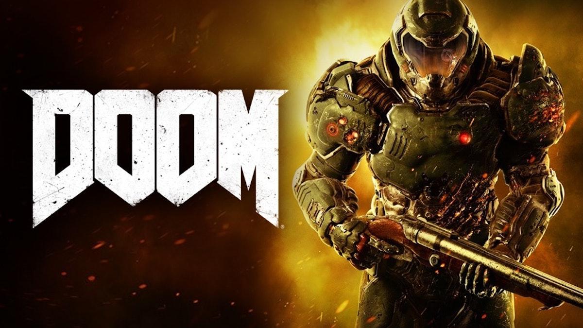 DOOM | PC Steam Game | Fanatical
