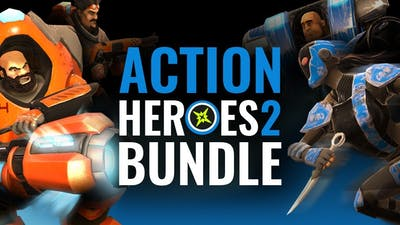 Action Heroes 2 Bundle