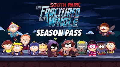 South Park: The Fractured But Whole - Season Pass DLC