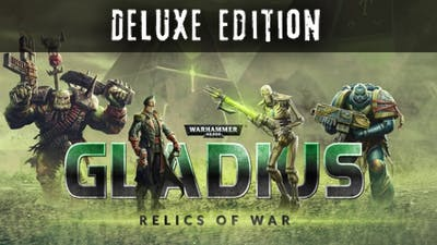 Warhammer 40,000: Gladius - Relics of War Deluxe Edition