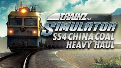Trainz Simulator DLC: SS4 China Coal Heavy Haul Pack | PC Steam Game