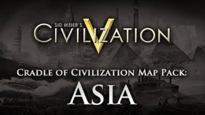 Civilization V: Cradle of Civilization - Asia DLC