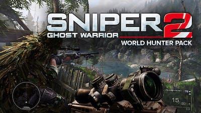 Sniper Ghost Warrior 2: World Hunter Pack DLC