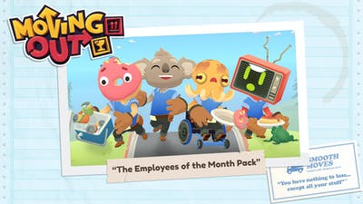 Moving Out - The Employees of the Month Pack - DLC