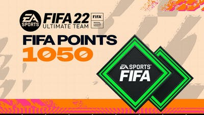 FIFA 22 ULTIMATE TEAM FIFA POINTS 1050