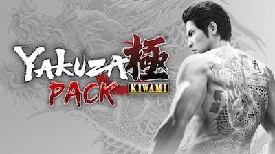 Yakuza Kiwami Pack