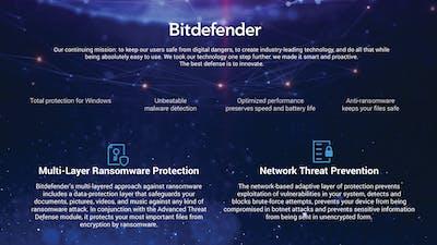 Bitfender-screenhot Fan 2