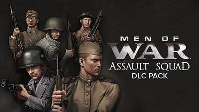 Men of War: Assault Squad - DLC Pack