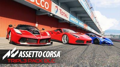 Assetto Corsa -Tripl3 Pack - DLC