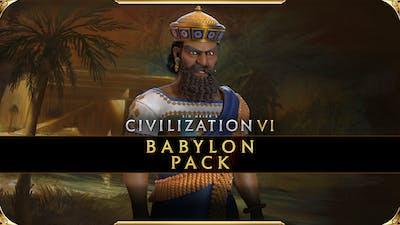 Sid Meier's Civilization VI - Babylon Pack - DLC