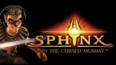 Sphinx and the Cursed Mummy