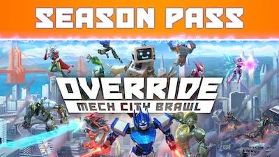 Override: Mech City Brawl - Season Pass - DLC