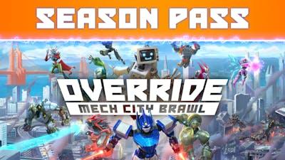 Override: Mech City Brawl - Season Pass