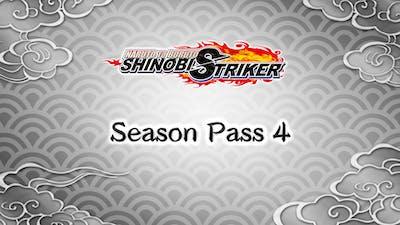 NARUTO TO BORUTO: SHINOBI STRIKER Season Pass 4 - DLC