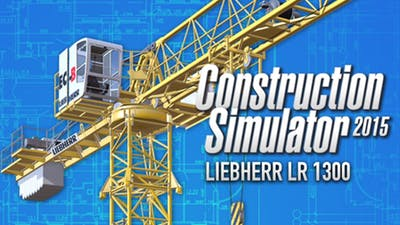 Construction Simulator 2015: Liebherr LR 1300 DLC