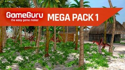 GameGuru Mega Pack 1 DLC