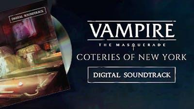 Vampire: The Masquerade - Coteries of New York Soundtrack - DLC