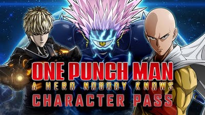 ONE PUNCH MAN: A HERO NOBODY KNOWS Character Pass - DLC