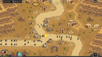 Kingdom Rush Frontiers | Mac PC Steam Game | Fanatical