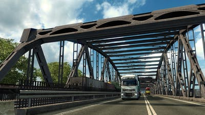 Euro Truck Simulator 2 - Going East! DLC | Linux Mac PC