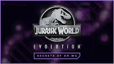 Jurassic World Evolution: Secrets of Dr Wu - DLC
