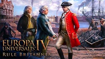 Europa Universalis IV: Rule Britannia DLC