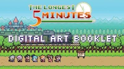 The Longest Five Minutes - Digital Art Booklet DLC